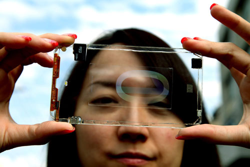 Polytron-real-transparent-smartphone