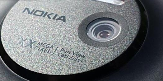 بررسی گوشی Nokia Lumia PureView