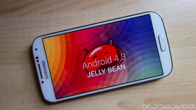 نسخه گوگلی Samsung Galaxy S4 نسخه ای جدید از اندروید 4.3 دریافت کرد