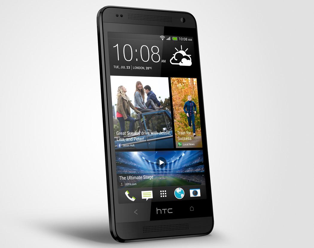 HTC One Mini به صورت رسمی رونمایی شد