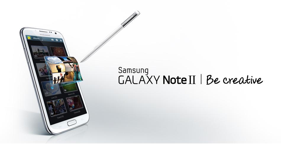 Samsung Galaxy Note II با پردازنده Snapdragon 600 پا به عرصه می گذارد