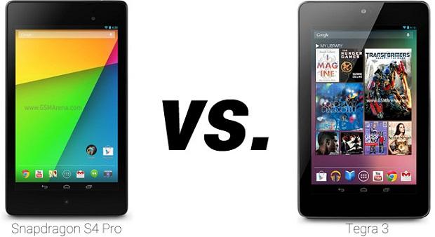 Nexus 7 vs. Nexus 7 2
