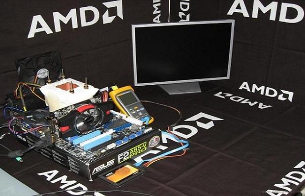 AMD Richland و فرکانس 8.2 گیگاهرتزی!