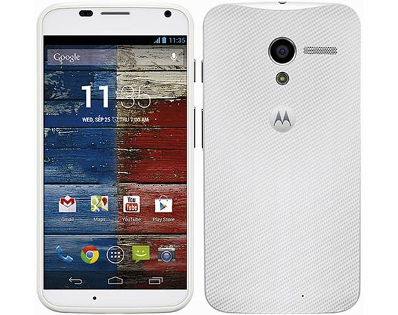 Motorola Moto X رسما معرفی شد