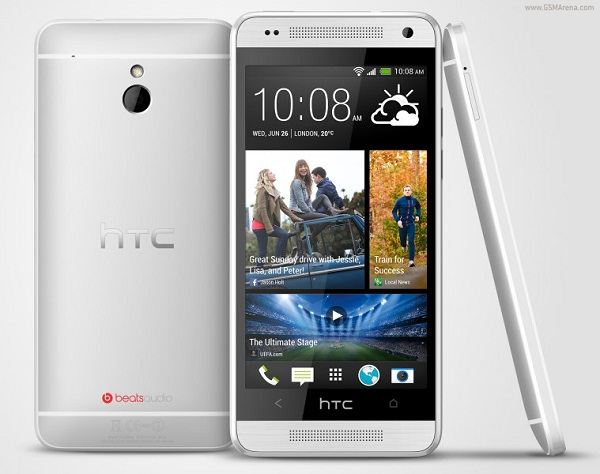 بررسی HTC One mini