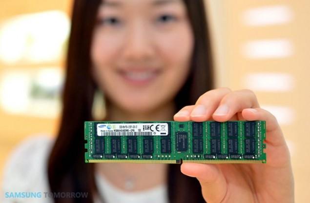 رم های DDR4 سامسونگ