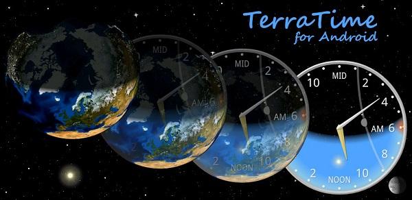دانلود برنامه Terra Time برای اندروید