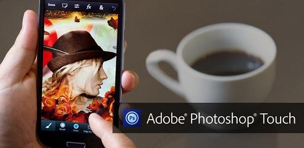 دانلود نسخه موبایلی برنامه فتوشاپ برای گوشی های اندروید