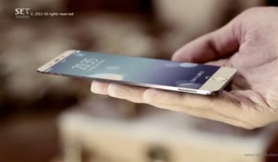 آیفون جدید شرکت اپل با ضخامت 1.5 میلی متر !