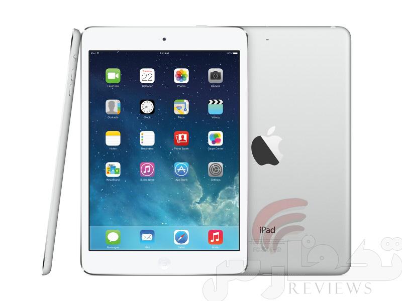 طراحی لوگوی اپل بسیار نوآورانه در پشت آیپد مینی 2 حک شده است!