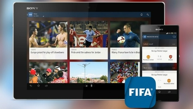 xl_FIFA World Cup app