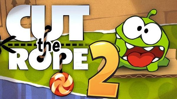دانلود بازی جدید طناب را ببر 2 برای گوشی و تبلت های اندروید