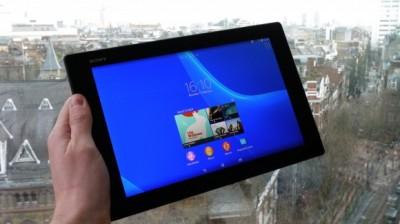 مروری بر تبلت Sony Xperia Z2
