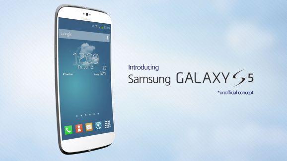اسرار Galaxy S5 فاش شد