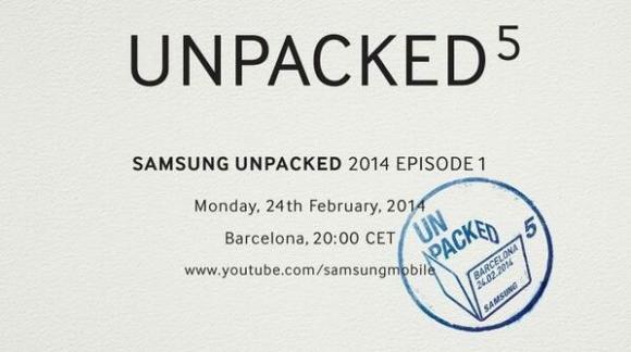 Samsung Unpacked 5 -580-100