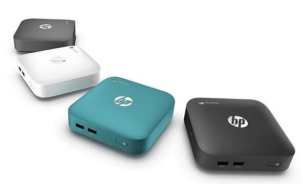 تولید دسکتاپ با سیستم عامل کروم توسط HP