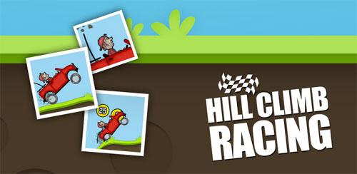 دانلود بازی زیبای Hill Climb Racing ورژن 1.10.2 برای اندروید
