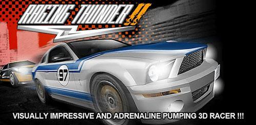 دانلود بازی زیبای Raging Thunder 2 ورژن 1.0.14 برای اندروید