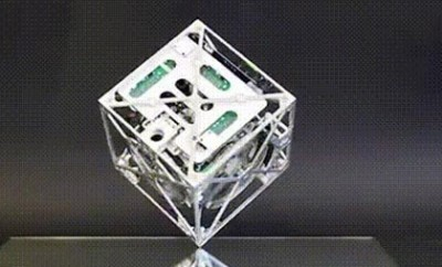 ربات کیوبلی مکعبی
