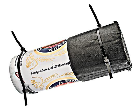 تبدیل قوطی های نوشابه به دوربین ردیاب خورشید