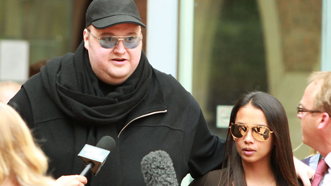 Megaupload Founder Kim Dotcom To Appear In Court For Bail Ruling