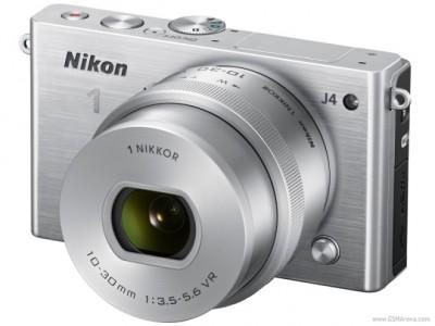 Nikon 1J4 با امکان تعویض لنز و فکوس سرعت بالا معرفی شد