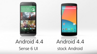مقایسه کامل Nexus 5 و HTC one M8