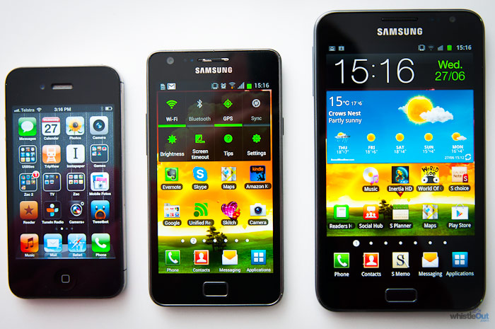 قیمت روز انواع موبایل (4 اردیبهشت )