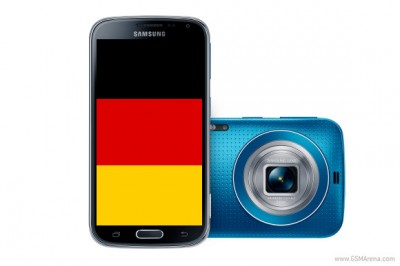 سامسونگ Galaxy K zoom  با قیمت 519 یورو در آلمان