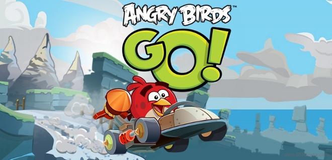 نسخه جدید Angry Birds Go!