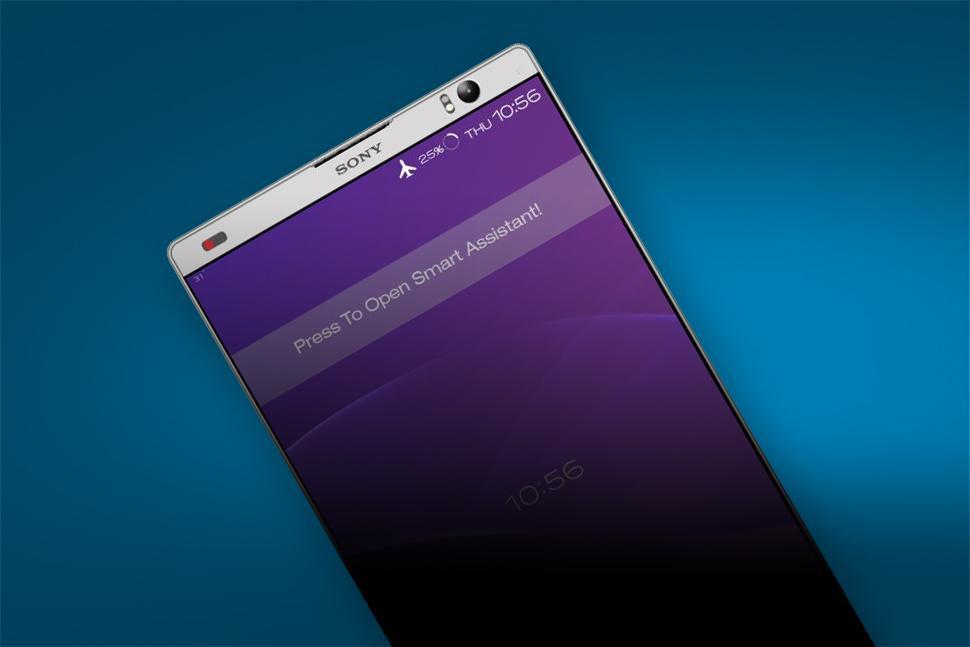 Sony-selfie-phone