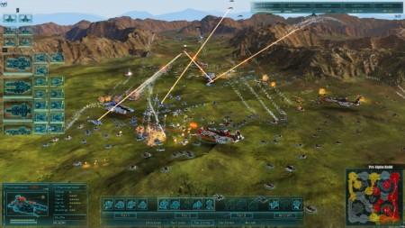 صحنه ای از بازی Ashes of the Singularity