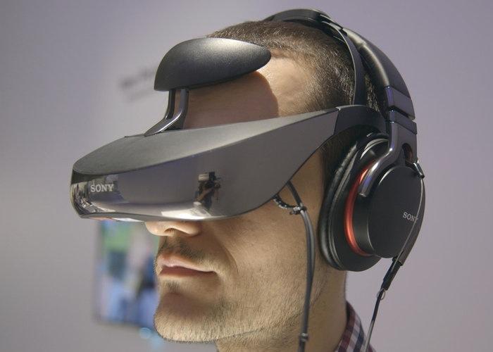 Sony-virtual-reality-headset