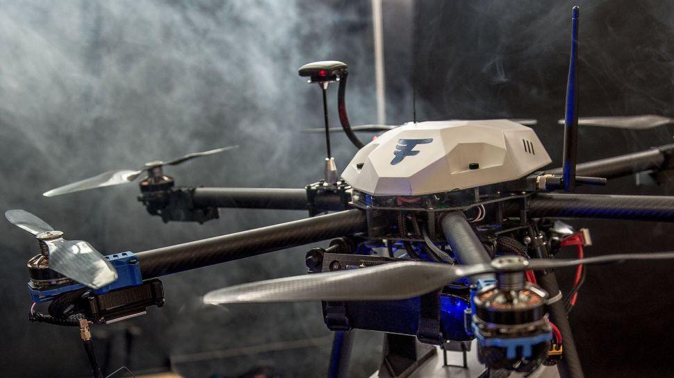 Flirtey drone 2-970-80