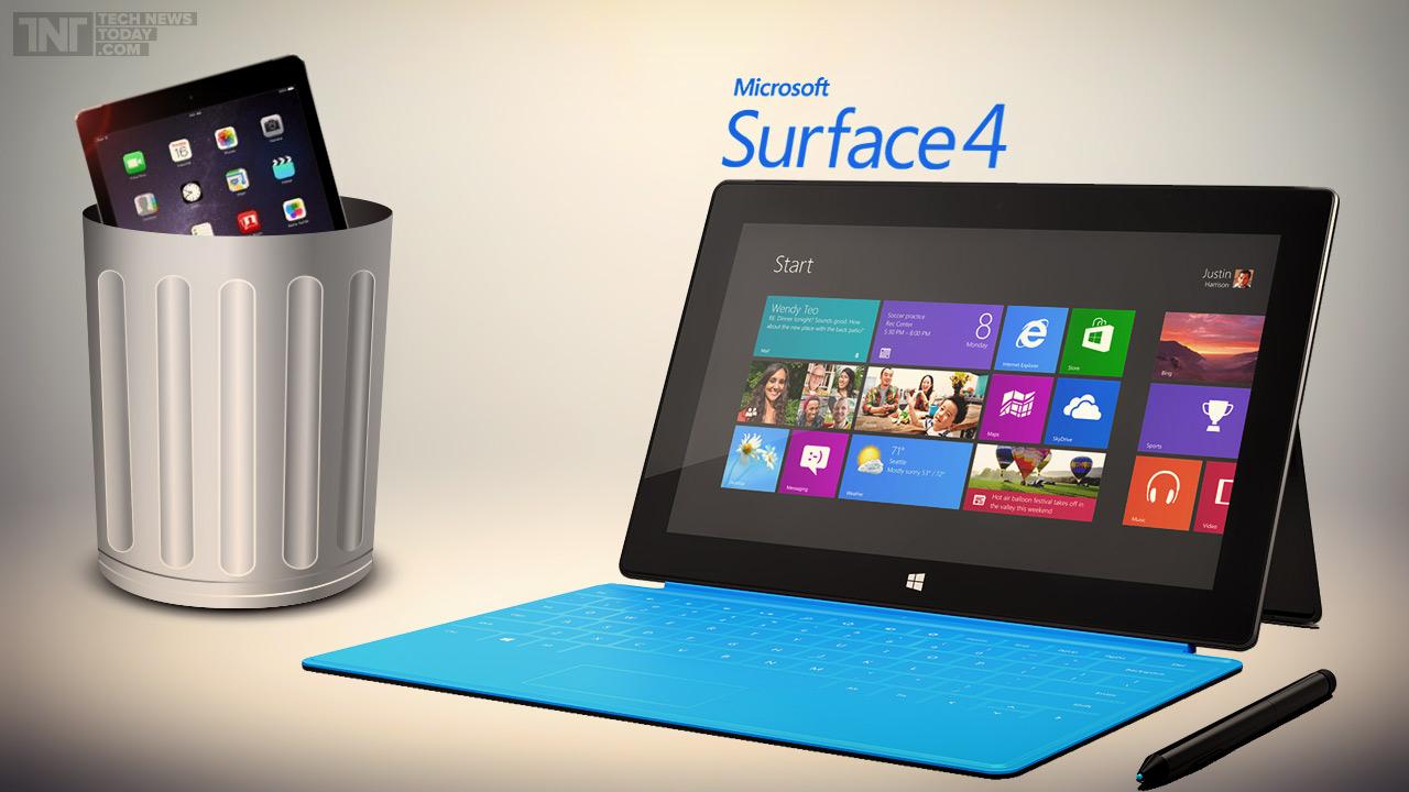 microsoft-corporation-surface-pro-4-to-beat-apple-ipad-pro