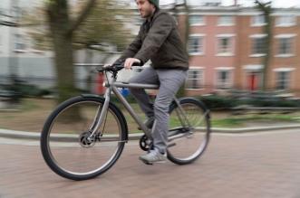 دوچرخه ي الكتريكي
