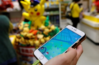 Pokemon Go-iPhone